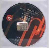 ANNA TATANGELO RAGAZZA DI PERIFERIA CD SINGOLO SINGLE cds