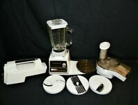 OSTER REGENCY KITCHEN CENTER 10 SPEED FOOD PROCESSOR