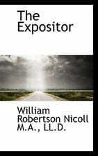 Expositor: By William Robertson Nicoll