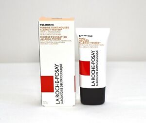 La Roche-Posay Toleriane Mousse Foundation 30 ml Allergy-Tested
