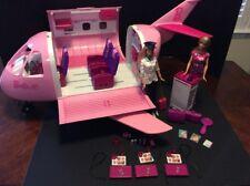 Barbie Jet Plane, Barbie Pilot, Flight Attendant & Accessories