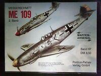 Waffen-Arsenal  Band 87   ME 109    in Schutzhülle