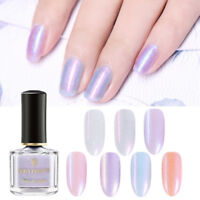 BORN PRETTY 6ml  Shell Nail Polish Holographicss Glitter Nail Art Varnish