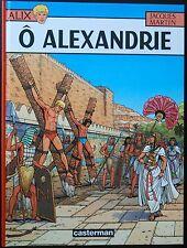 Alix 20 - Ô Alexandrie - EO Casterman 1996  - NEUF