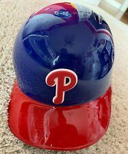 Andrew McCutchen Philadelphia Phillies Game Used Helmet MLB Authenticated