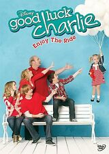 Good Luck Charlie All 3 DVD Disney Series TV Show Bundle Collection Kid Film Lot