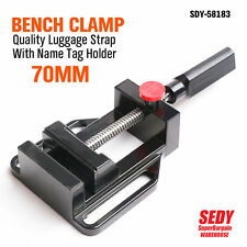 70mm Vice Clamp Jaw Drill Press Bench Quick Release Milling Metalwork Woodwork