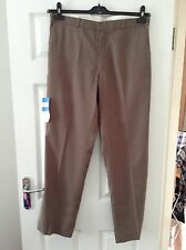 BNWT Mens Beige Trousers W36 L31.5