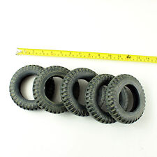 Z08-02A 1/6 Vehicle Accessories - Jeep Tyre (Used) *5