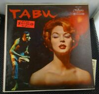 Ralph Font And His Orchestra – Tabu (Westminster – WST 15012)