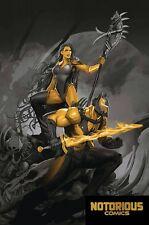Justice League Odyssey #2 Foil Cover Dc Comics 1st Print Excelsior Bin