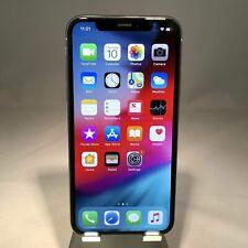 Apple iPhone X 64GB A1865 Silver Unlocked Fair Condition