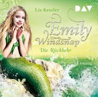 EMILY WINDSNAP-TEIL 4: DIE RÜCKKEHR - KESSLER,LIZ  2 CD NEW