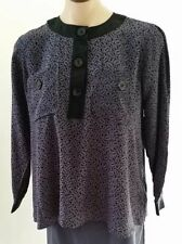 Tunic Regular Dry-clean Only Floral Tops & Blouses for Women