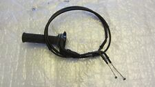 Kawasaki Ninja ZX6R ZX 636 05 06 Throttle Tube Grip Cables Housing 12-1666-3014