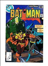 Batman  No.312   : 1979 :   : Whitman Variant! :  : Train Cover! :