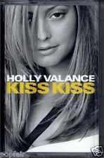 HOLLY VALANCE - KISS KISS 2002 UK CASSINGLE NEIGHBOURS TAKEN