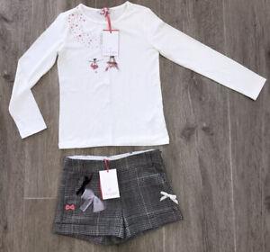 lili gaufrette Girls Outfit Age 8 Yrs  BNWT