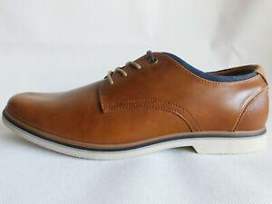 Original Price 99$ Shoes Size 7.5 JF J.Ferrar Mens Neeson Lace-up Boots