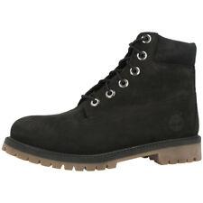 Timberland 6 Inch premium botas zapatos casual botas Black a14zo Classic