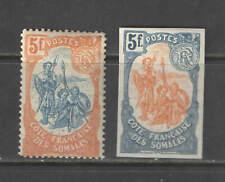 CÔTE DES SOMALIS * 1902