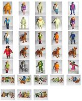 Scooby-Doo Toy Figures  (Shaggy, Velma, Fred, Daphne, Mini Figures & Monsters)