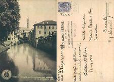 VICENZA - VEDUTA DAL PONTE FURO SUL RETRONE - SETT. 1953           (rif.fg.2514)