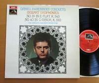 ASD 2424 Mozart Symphony 39 & 40 Daniel Barenboim English Chamber Orch NM/VG