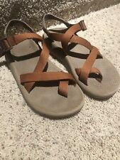 Men's Chaco Z/2 Sandals Size 10 Copper Brown