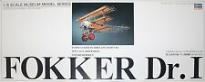 Hasegawa 1 8 Fokker Dr.1 Files LOOK