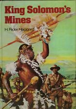 King Solomon's Mines (A Purnell Classic) - Abridged, Haggard, H. Rider, Very Goo