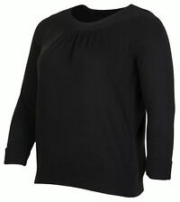 3/4 Sleeve Cashmere No Pattern Jumpers & Cardigans for Women