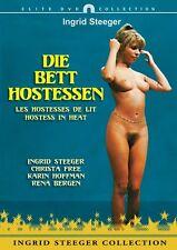 Ingrid Steeger - Die Betthostessen - DVD - FSK 16 - NEU & OVP