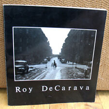 SIGNED Roy DeCarava Photographs First Monograph Friends of Photography PB