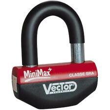 ANTIVOL U BLOQUE DISQUE Homologué SRA VECTOR MINIMAX + bloc disc Moto motor bike
