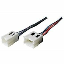 Stereo Replacement Radio Wire Harness Plugs to Factory Harness for select Nissan