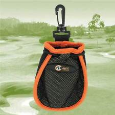Pro Tekt Neoprene Golf Ball Washer Pouch With Belt or Bag Clip