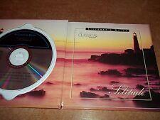 In Classical mood Solitude CD & Book VGC Satie Mozart Faure Ravel Gregorian