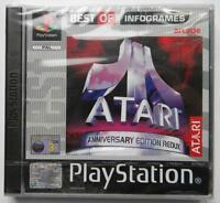 ATARI ANNIVERSARY EDITION REDUX PS1 PLAYSTATION ONE PAL