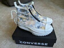 New listing Converse Run Star Hike Hi Washed Florals / Womens Shoes Sneakers