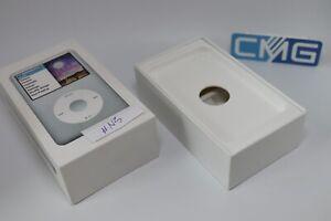 Apple iPod Classic 160GB Originalverpackung Box Verpackung Leerverpackung OVP 7G