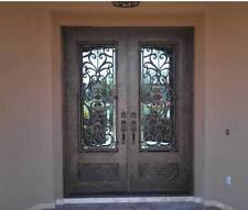 BEAUTIFUL HAND MADE IRON ESTATE DESIGNER DOORWAY SURROUND - ID1