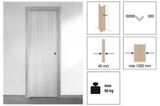 Sistema per porte in legno a libro, con battentatura - System 0260/50 | KOBLENZ