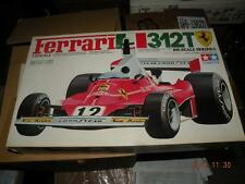 TAMIYA 1/12 F1 FERRARI 312T KIT decal yellow fade
