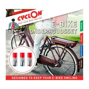 Cyclon Wartungsset E-Bike - 3 teilig