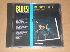 BUDDY GUY - STONE CRAZY - CD COME NUOVO (MINT)