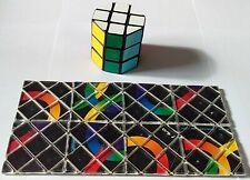 Rubik's Cube Hexagon & Flip Colours - Vintage