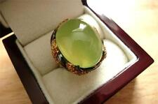 Unbranded Statement Natural Cabochon Fine Gemstone Rings