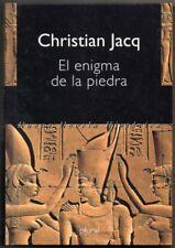 EL ENIGMA DE LA PIEDRA - CHRISTIAN JACQ