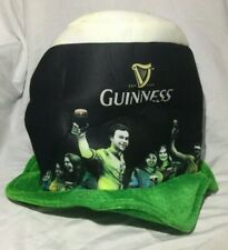 st patricks day guinness hat Special Edition. foam hat .beer